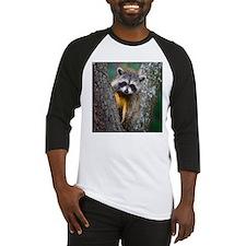 Baby Raccoon Baseball Jersey