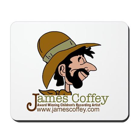 James Coffey II Mousepad