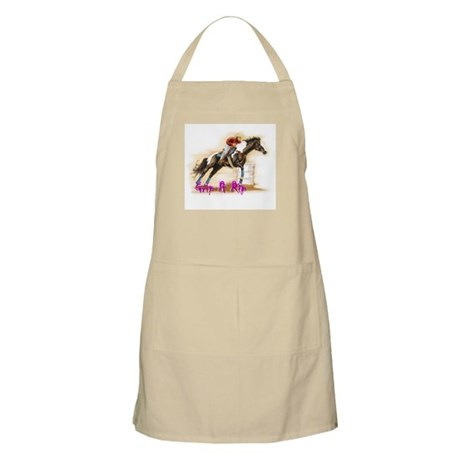 Grip & Rip, Barrel racer Apron