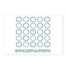 IVF Congratulations Greeting  Postcards (Package o