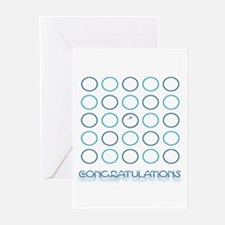 IVF Congratulations Greeting  Greeting Cards (Pack