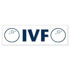 IVF Bumper Bumper Sticker