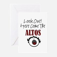 Alto Greeting Cards (Pk of 10)