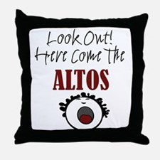 Alto Throw Pillow