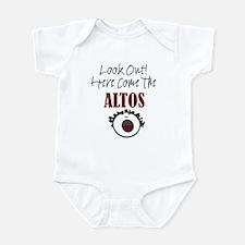 Alto Infant Creeper
