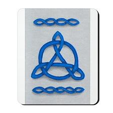 Celtic Trinity Knot Mousepad