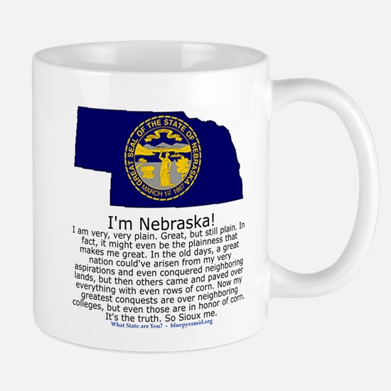 Nebraska Mug