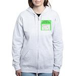 canasta player Women's Zip Hoodie