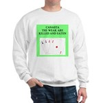 canasta player Sweatshirt