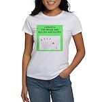canasta player Women's T-Shirt