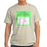 canasta player Light T-Shirt