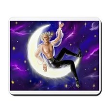 """Man in the Moon"" Mousepad"