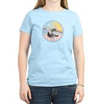 Cat Angel Kirby Women's Light T-Shirt