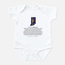 Indiana Infant Bodysuit
