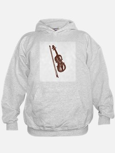 Violin/Fiddle Hoodie