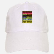 We Would Have Qualified If... Baseball Baseball Cap