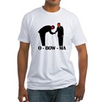 O - BOW - MA Fitted T-Shirt