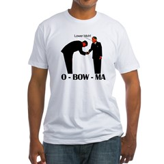 O - BOW - MA - Lower bitch! Shirt