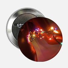 """Christmas Tangle 05 2.25"""" Button"""