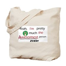 Cool Awesomest Tote Bag