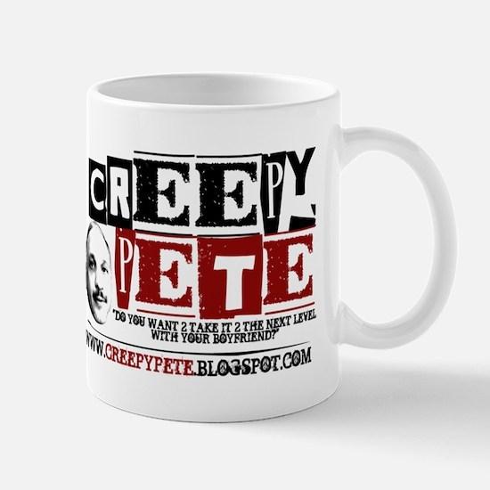Creepy Pete Mug