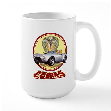 COBRA Large Mug