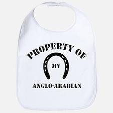My Anglo-Arabian Bib