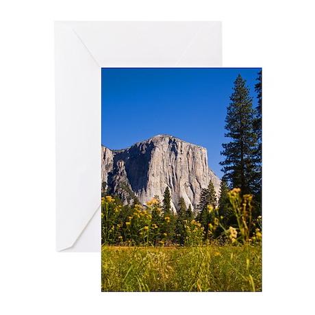 Greeting Cards (Pk of 20) - El Capitan, Yosemite