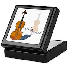 Viola Jewelry Box