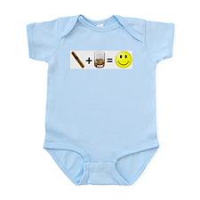 Cigar & Bourbon Infant Bodysuit