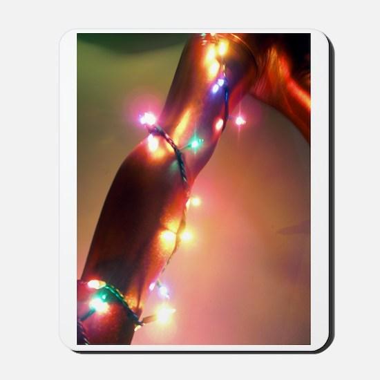 Christmas Tangle 12 Mousepad