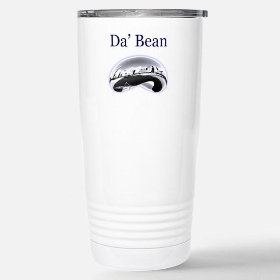Da' Bean Stainless Steel Travel Mug