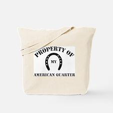 My American Quarter Tote Bag