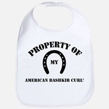 My American Bashkir Curly Bib