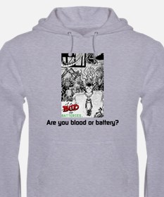 Blood and Batteries Hoodie