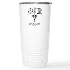 Miskatonic Medical School Travel Mug