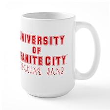 U of GC Marching Band (Inline) Mug