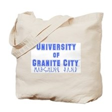 U of GC Marching Band (Inline) Tote Bag
