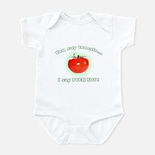 You say tomato... Infant Bodysuit