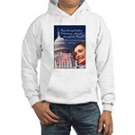 Nancy Pelosi Christmas Hooded Sweatshirt
