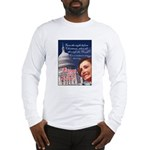 Nancy Pelosi Christmas Long Sleeve T-Shirt