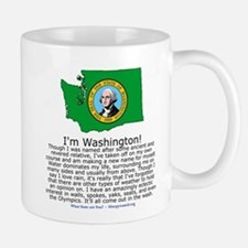 Washington Small Small Mug