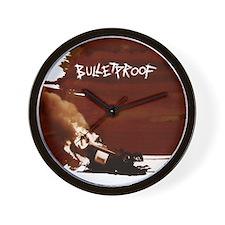 Debut Album Wall Clock