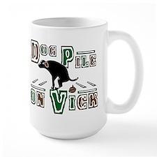 Dog Pile On ViCK Mug