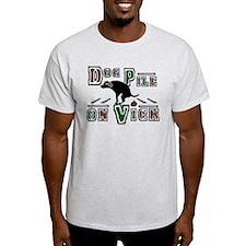 Dog Pile On ViCK T-Shirt