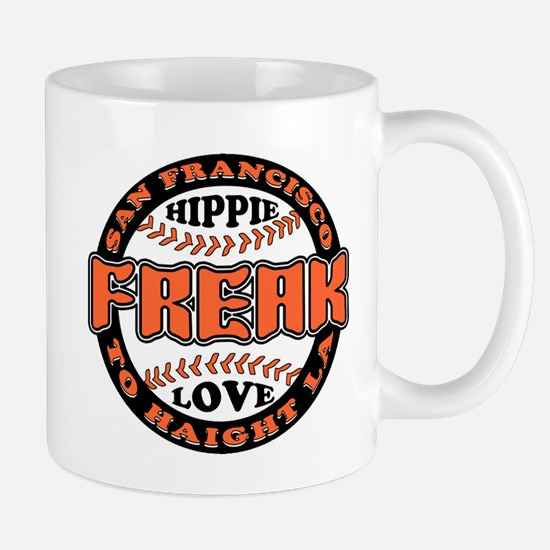 HIPPIE FREAK HAIGHT LA Mug