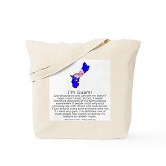 Guam Tote Bag
