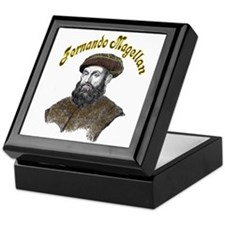 Fernando Magellan Keepsake Box