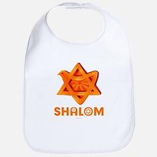 Shalom Peace Bib