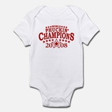 World Phuckin' Champions Infant Bodysuit